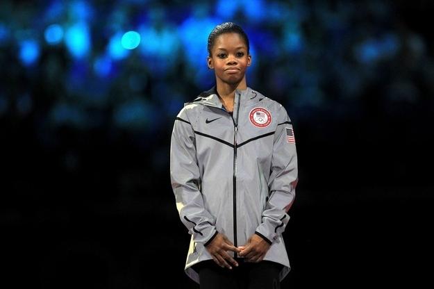 Video: comercial de la NBC después de que Gabby Douglas ganara oro en las olimpiadas