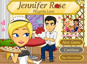 Jennifer Rose Pizzeria Love
