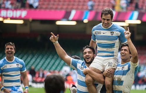 La alegría es argentina
