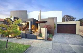 Desain Rumah Mewah 1 Lantai Minimalis 2
