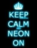 trending neon 2013!