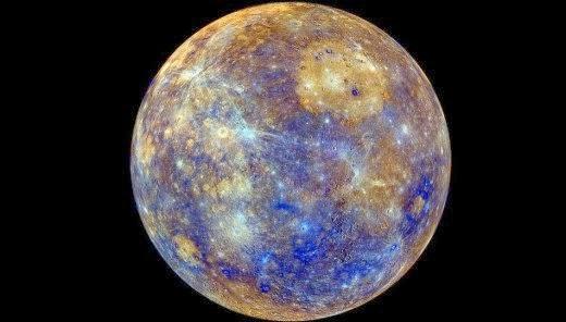 Fakta dan Informasi Menarik Planet Merkurius