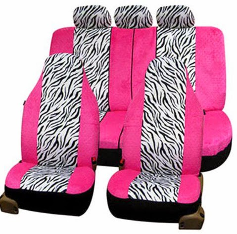 Get a Girly car seat covers