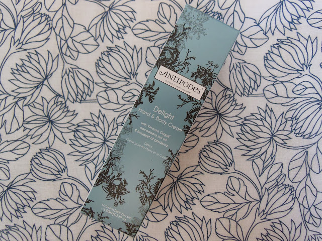 Antipodes Delight hand and body cream
