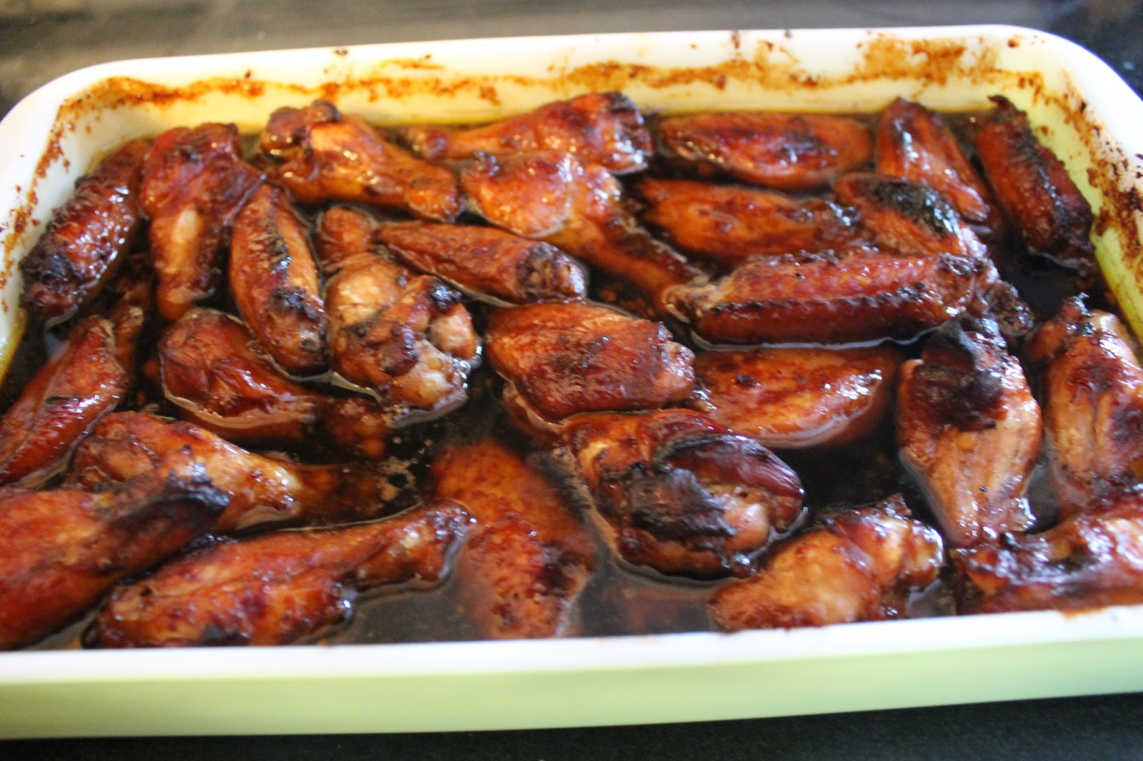Caramelized Chicken Recipe — Dishmaps
