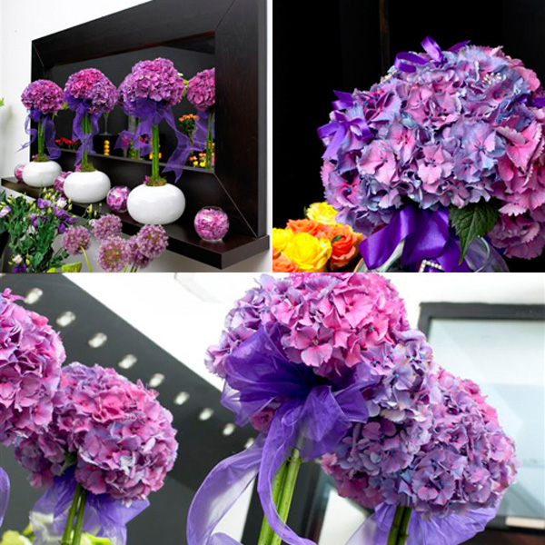 Wedding Flowers With Hydrangea : Hydrangea wedding flowers make your fluffy