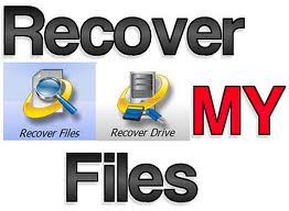 Recover my files application