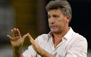 """""""Anote o que estou falando, o Corinthians vai despencar"""", diz Renato Gaúcho"""