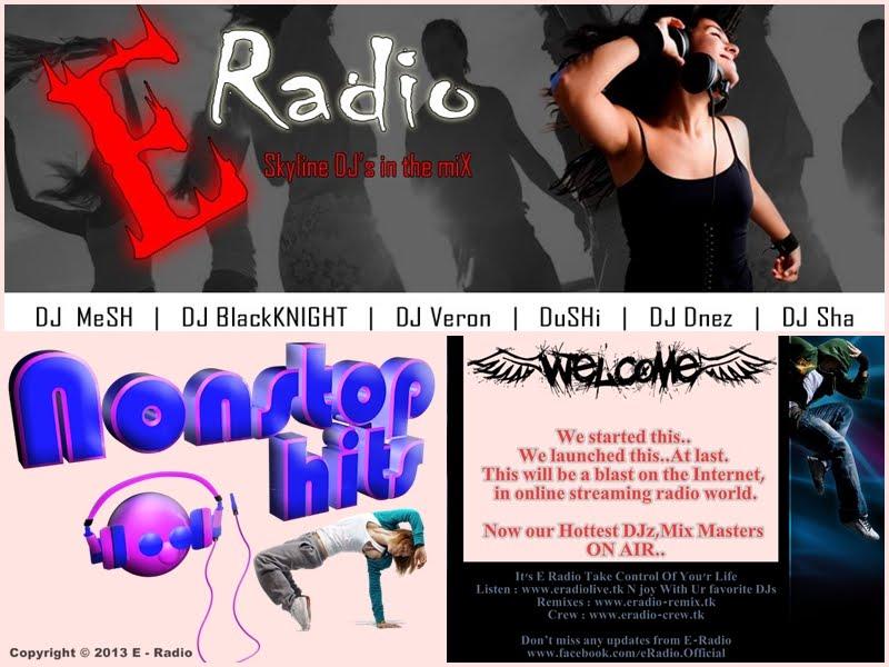 E - Radio (Online Radio Revolution)