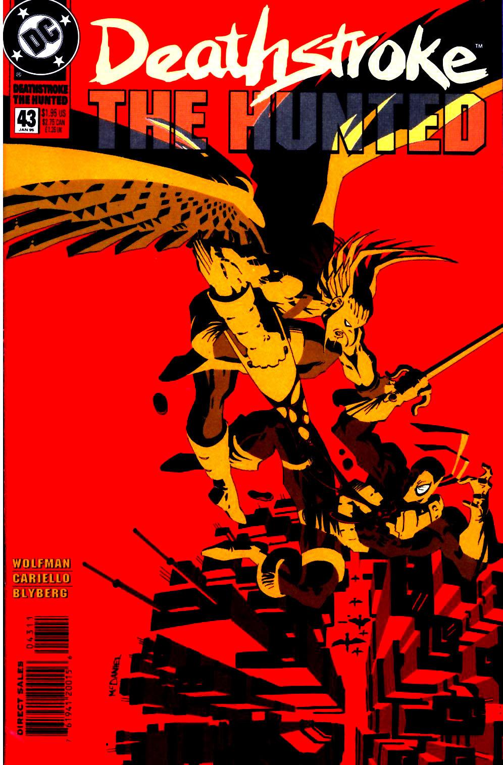 Deathstroke (1991) Issue #43 #48 - English 1