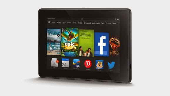 Amazon Introduces Kindle Fire HD and Kindle Fire tablets HDX