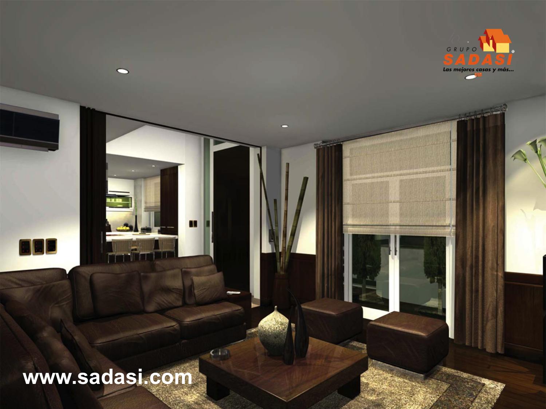 Sadasi corporativo grupo sadasi le comenta de la decoraci n con muebles color chocolate - Muebles marrones de que color pinto las paredes ...