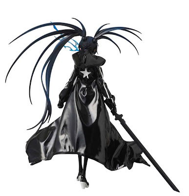 Real Action Heroes Black Rock Shooter