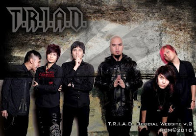 Download Full Album T.R.I.A.D 2012