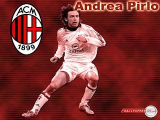 Andrea Pirlo AC Milan Wallpaper 2011 6