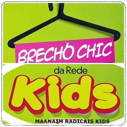 BRECHÓ REDE KIDS + LIVRARIA