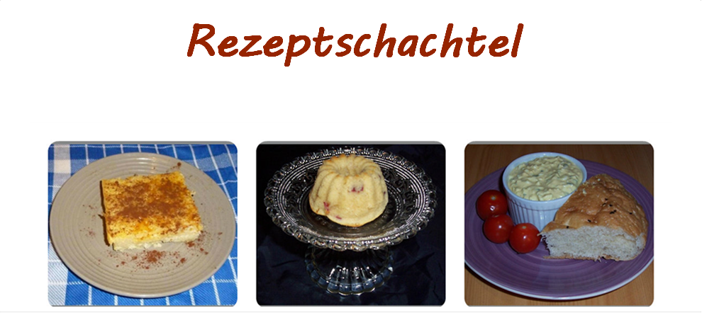 Rezeptschachtel