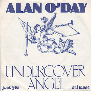 Alan O'Day - Undercover Angel (1977) - WLCY RADIO