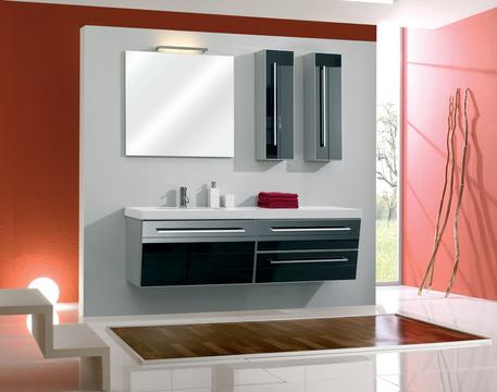 Yen+trend,+elegant+banyo+dolap+modeli Banyo Dekorasyonuna Özel Tasarımlar Eklendi