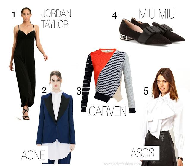 Jordan Taylor Collection - ACNE - Miu Miu shoes _streetstyle