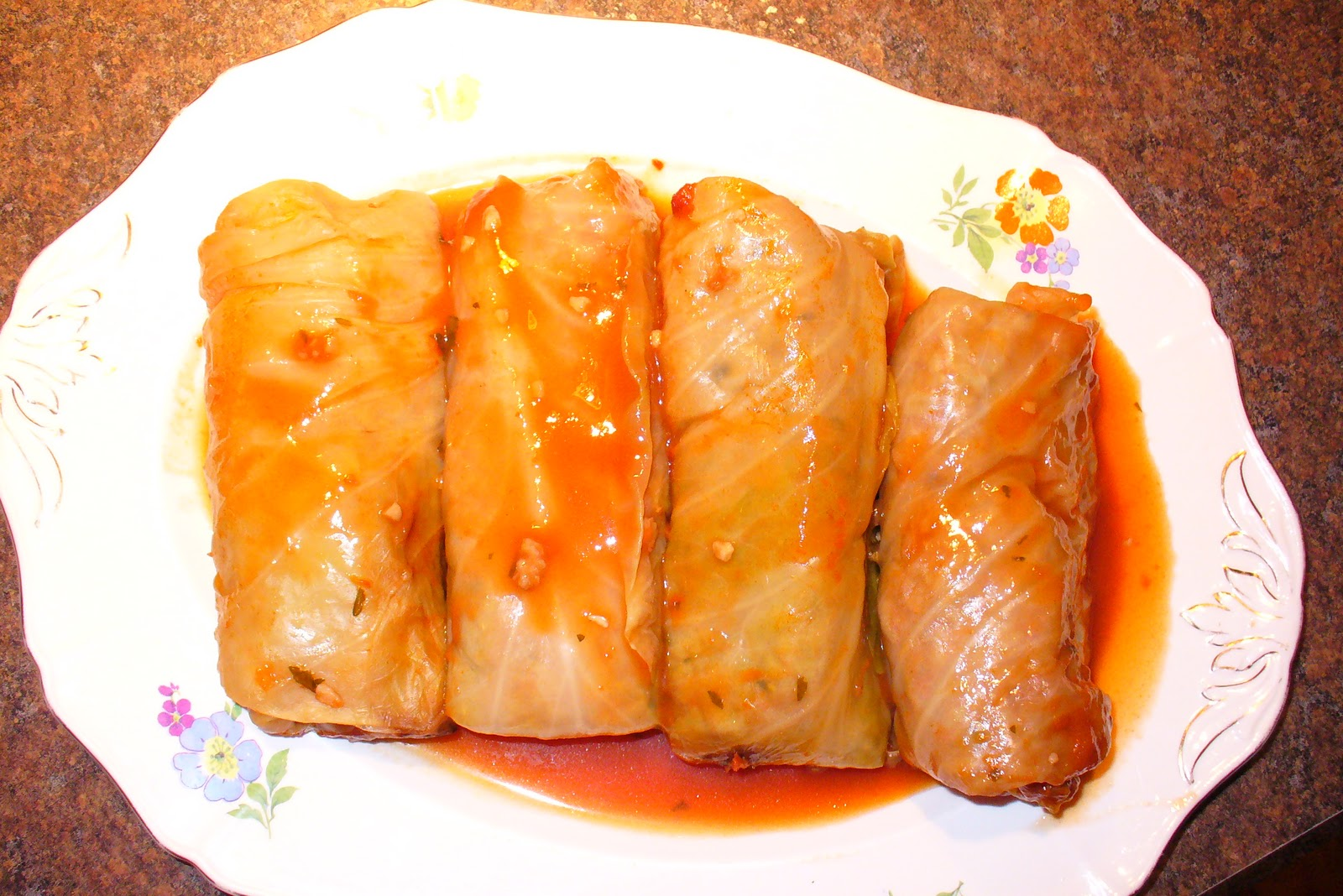 Cabbage Rolls for a crowd!