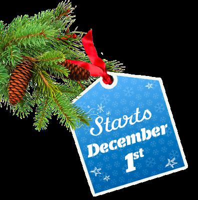 Starting December 1