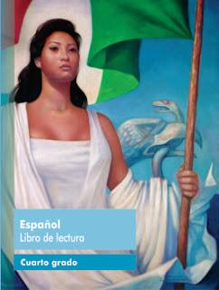 Libro de Texto Español libro de lectura Cuarto Grado Ciclo Escolar 2015-2016