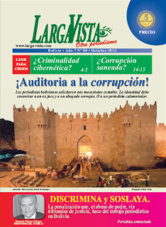 LARGA VISTA Nº 80