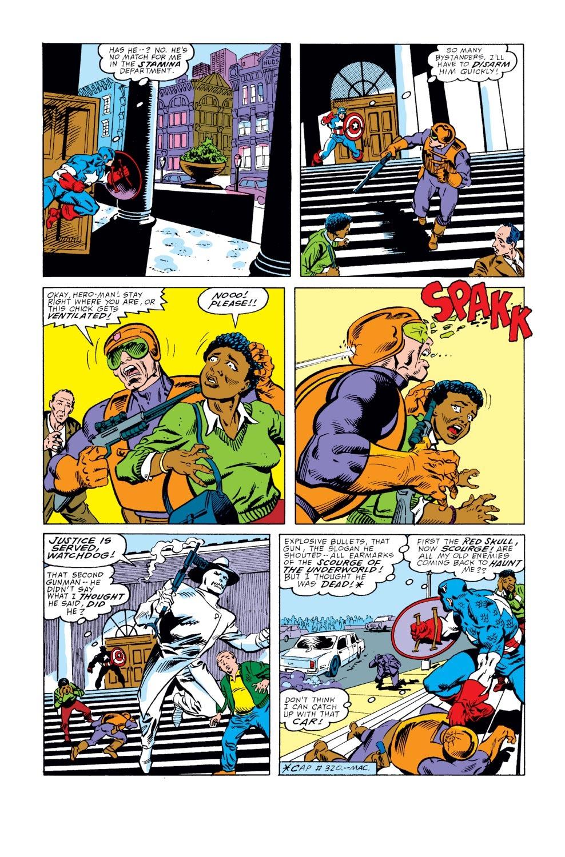 Captain America (1968) Issue #351 #283 - English 6