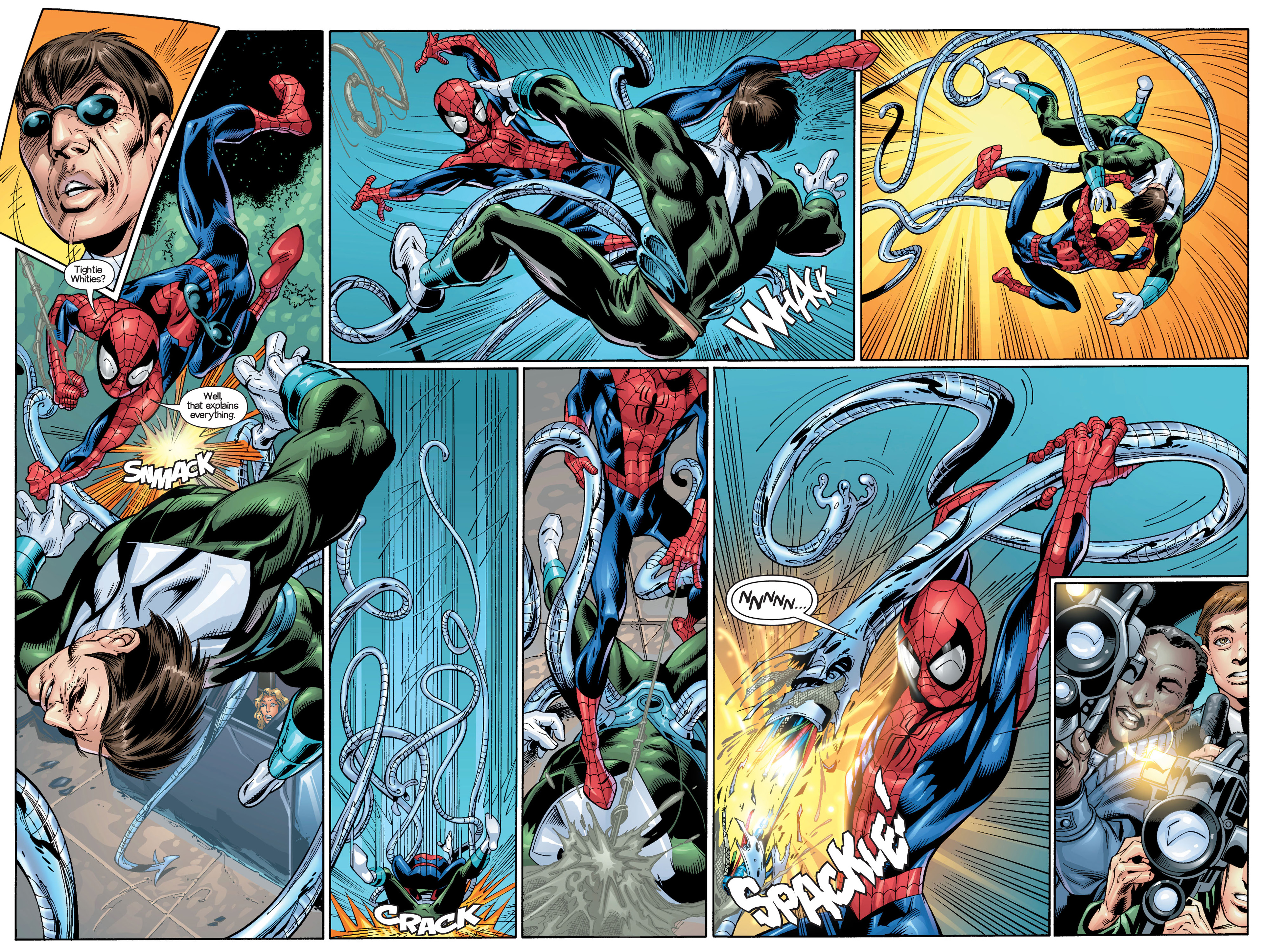 Ultimate Spider-Man (2000) Issue #20 #24 - English 15