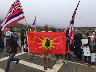NOW! Vigil Grows to Defend Sacred Mauna Kea