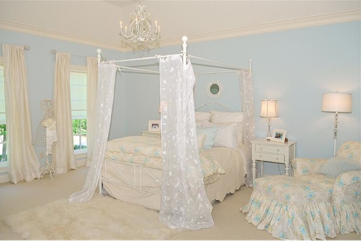 French country style romantic home decor forget the - Habitaciones shabby chic ...