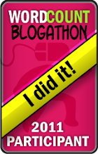 2011 Blogathon I Did It Badge