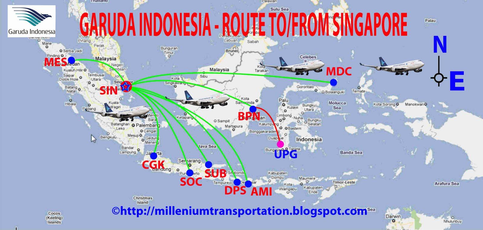 Bandung airport indonesia map sciox Choice Image