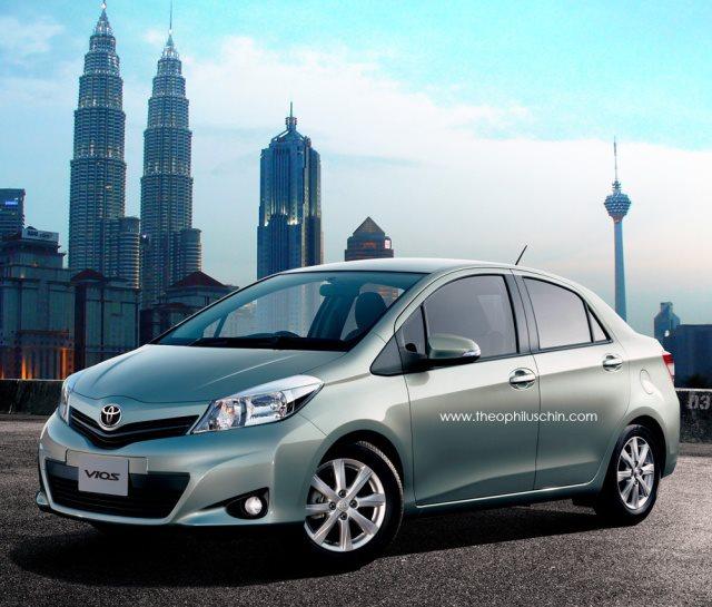 Toyota Vios ราคา โตโยต้า วีออส 2013