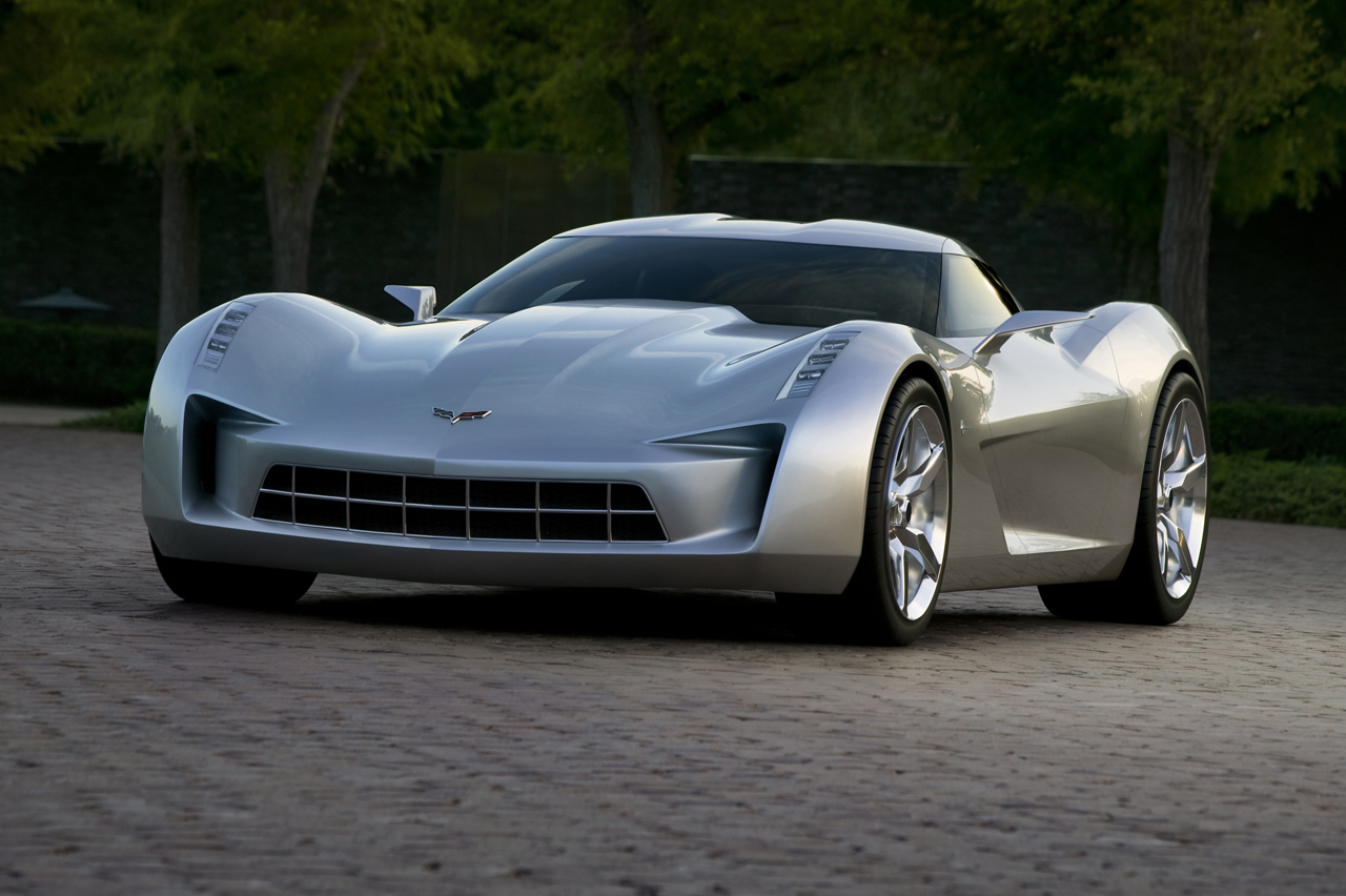 Next Generation Corvette C7 Stingray Sports Car Launched