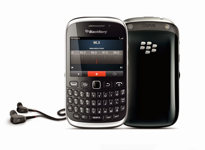BlackBerry Armstrong 9320