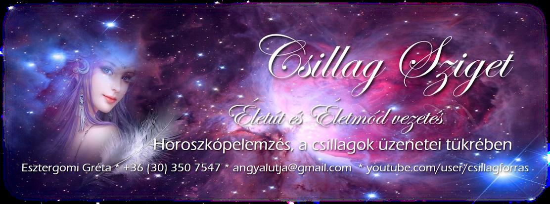 Csillag Ősforrás * Életút és Életmód vezetés * Horoszkópelemzés, a csillagok üzenetei tükrében