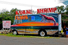shrimp truck on the North Shore