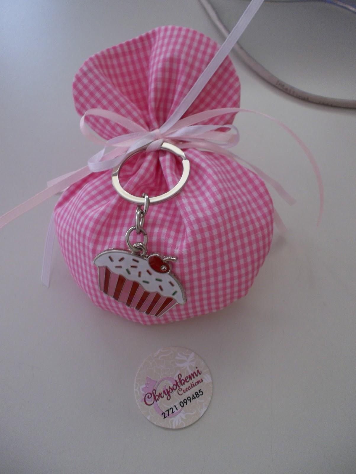Cupcake Craft Ideas