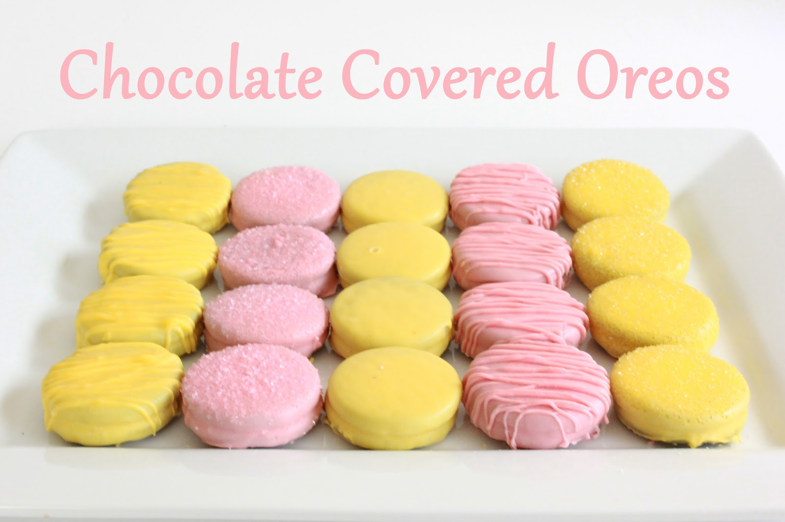 MBC: Chocolate covered oreos!
