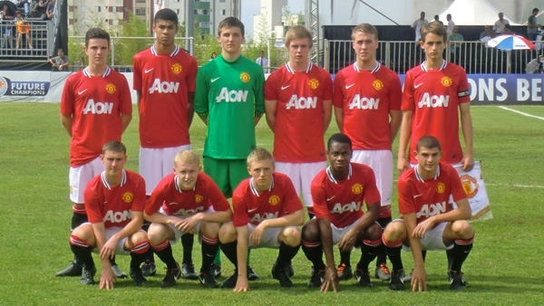 how to join manchester united academy