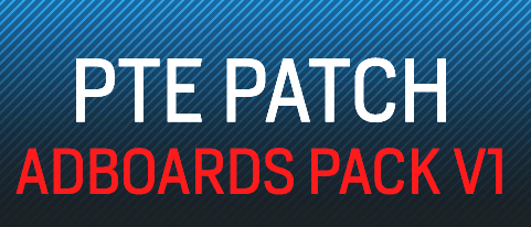 PES 2016 Adboards Pack V1 untuk Patch PTE