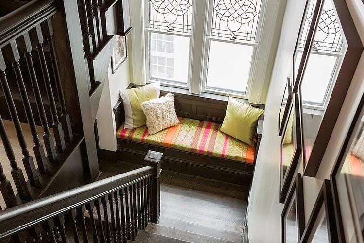 amenajari, interioare, decoratiuni, decor, design interior, stil eclectic, scara