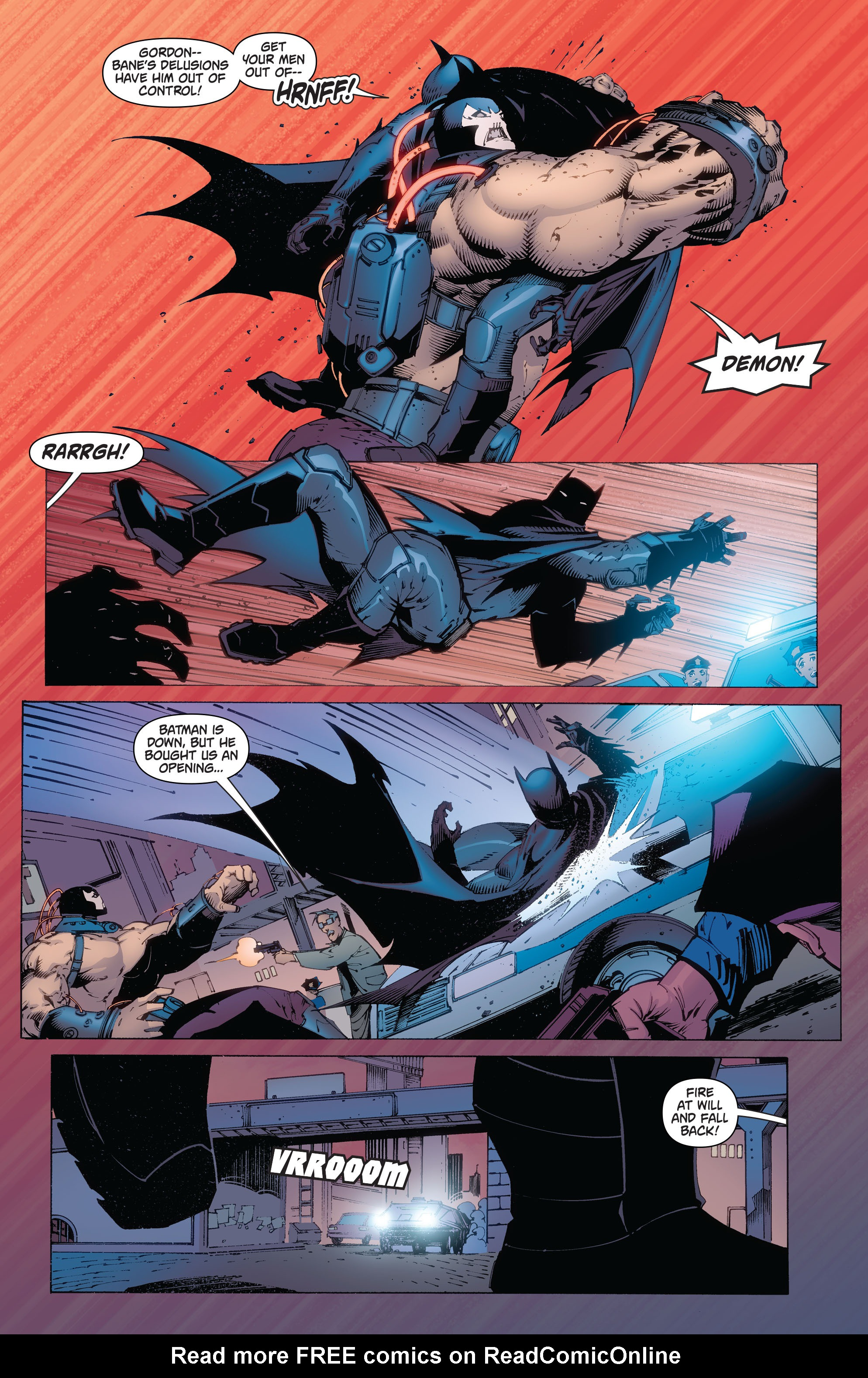 Batman: Arkham Knight [II] Issue #12 #15 - English 20