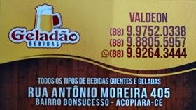 Geladão Bebidas