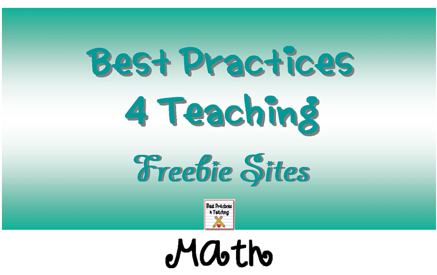 Best Practices 4 Teaching Math