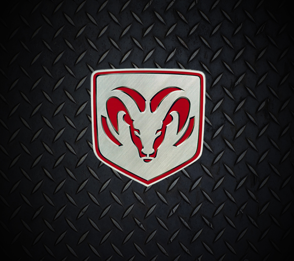 World Of Cars Dodge Logo Wallpaper