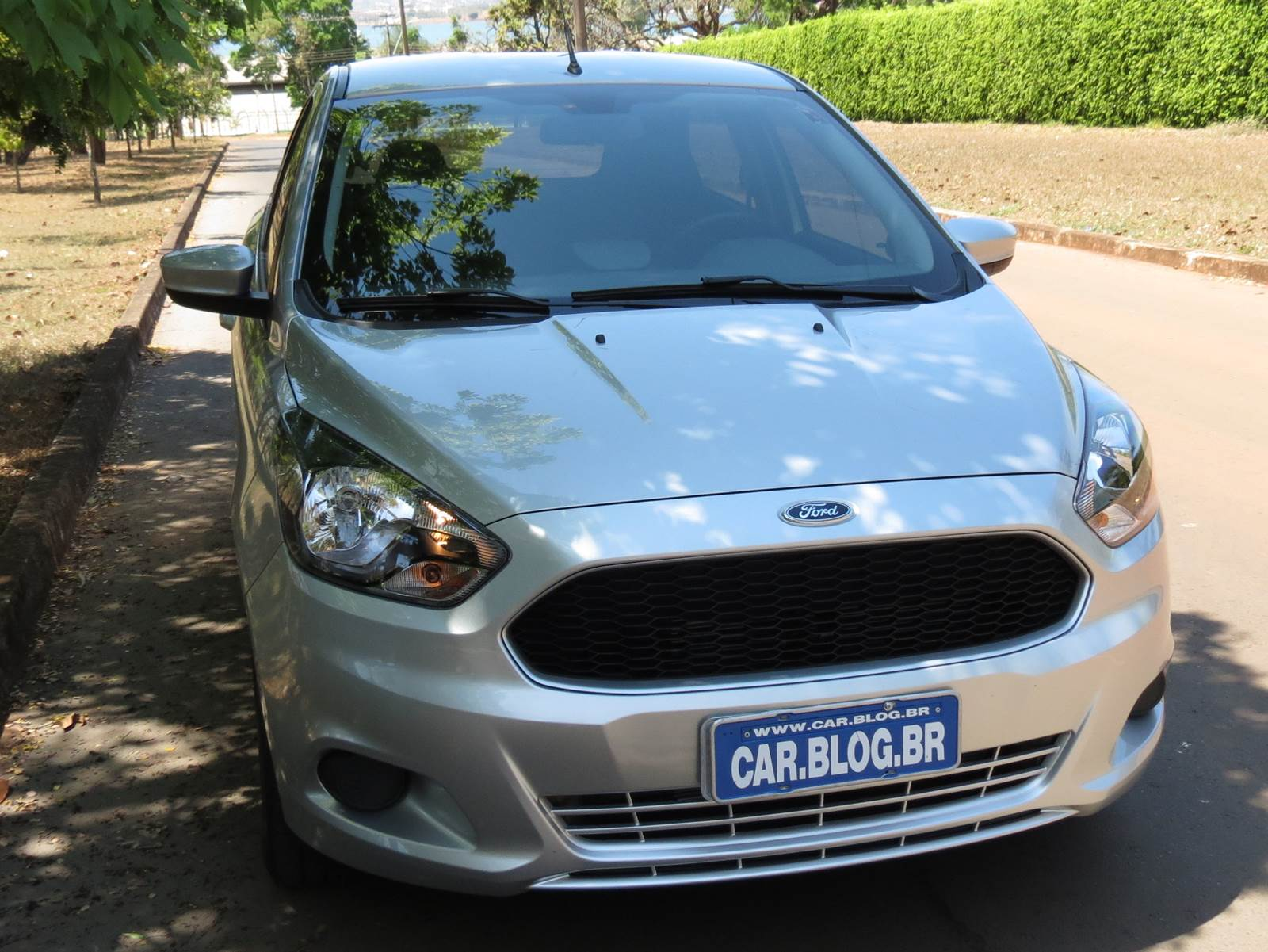 Novo Ford Ka 2016 - financiamento taxa zero
