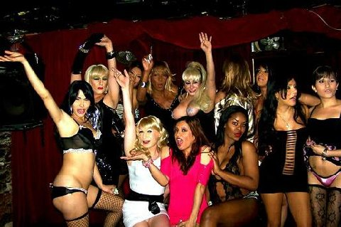 trans party nyc